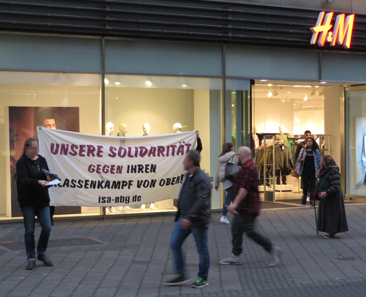ISA bei H&M